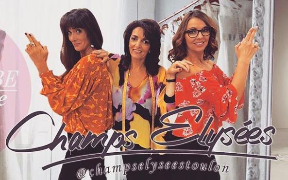 Trois drôles de dames pour trouver la robe de votre vie !