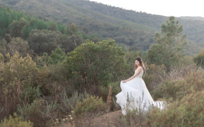 Wild & Chic, un shooting naturel réalisé par Wedding Saint Tropez